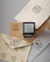 Three Designing Women Single Initial Address Stamp