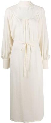 Ann Demeulemeester Blouson Dress