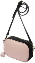 Nadia Minkoff The Borough Camera Bag Blush with Black