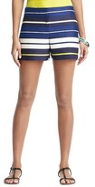Triumph Stripe Jacquard Shorts with 4