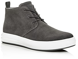 Kenneth Cole Men's The Mover Suede Chukka Boots
