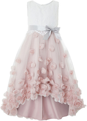 Under Armour Ianthe Floral Occasion Dress Pink