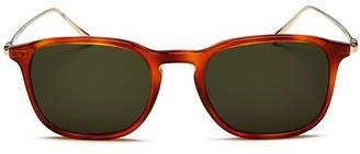 Salvatore Ferragamo Men's Square Sunglasses, 53mm