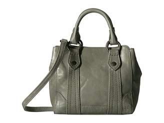 Frye Melissa Mini Tote Crossbody (Fern) Handbags