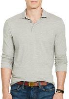 Polo Ralph Lauren Custom-Fit Pima-Blend Long Sleeve Polo