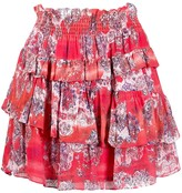 IRO Herty mini skirt