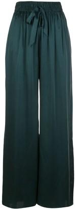 Zimmermann Silk Flared Trousers