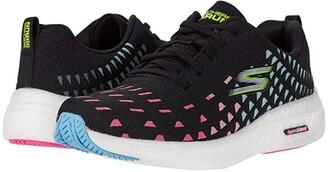 Skechers Go Run Smart (Black/Multi) Women's Running Shoes
