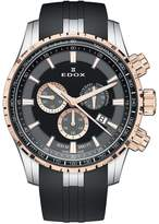 Edox Men's 10226 357RCA NIR Grand Ocean Analog Display Swiss Quartz Watch