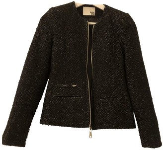 Anine Bing Black Jacket for Women