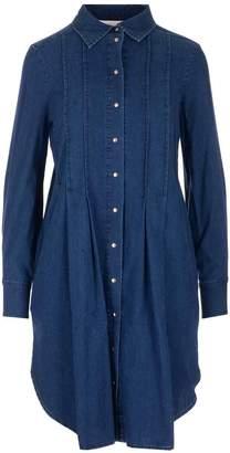 See by Chloe Flared Shirt Dress