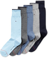 Tommy Hilfiger Dress Socks, 5 Pack