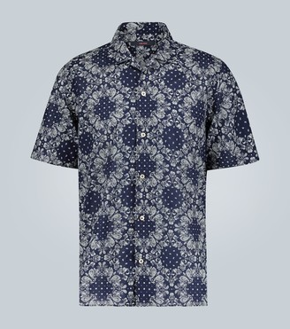 Thegigi Bandana printed shirt