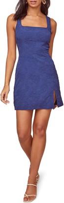 ASTR the Label Laramie Sleeveless Minidress