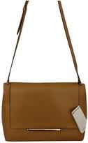 DELPOZO Beige Leather Handbags