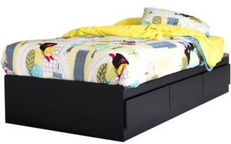 South Shore Vito 3-Drawer Storage Bed, Twin, Multiple Finishes