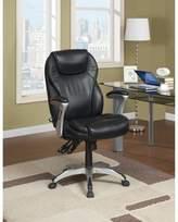 Serta Ergo-Executive Chair Black Leather