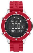 Armani Exchange Digital Wellworn Watch