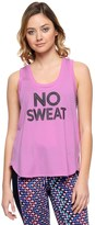 Juicy Couture No Sweat Canyon Jersey Tank