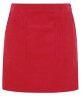 George Corduroy A-Line Skirt