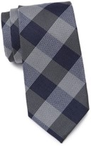 Tommy Hilfiger Large Textured Check Tie
