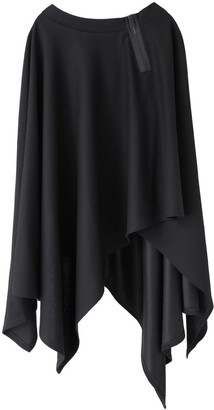 Voya Multiwear Black Skirt Cape