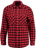 SET Shirt black/red