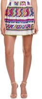 Alice & Trixie Silk A-Line Skirt