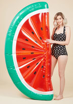 ModCloth Have the Last Splash Pool Float in Watermelon