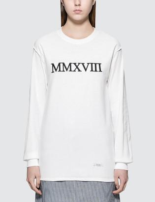 Blouse L'annee Mmxviii L/S T-Shirt