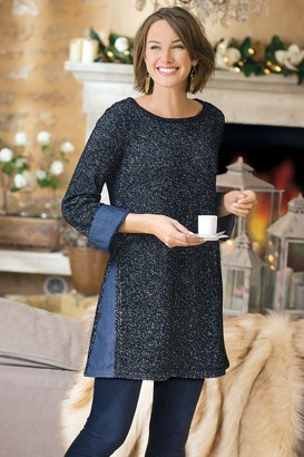 Soft Surroundings Petites Bexley Pullover