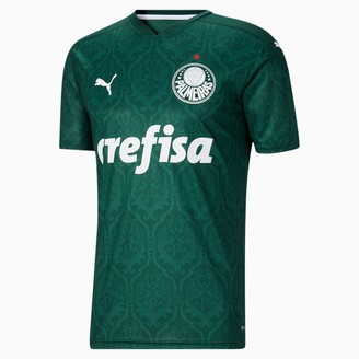 Puma Palmeiras Men's Home Replica Jersey