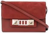 Proenza Schouler Nubuck PS11 Wallet With Strap