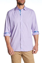 Tailorbyrd Long Sleeve Trim Fit Woven Shirt (Big & Tall Available)