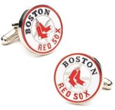 Cufflinks Inc. Cufflinks, Inc. 'Boston Red Sox' Cuff Links