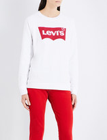 Levi's The Relaxed Graphic cotton-jersey sweatshirt