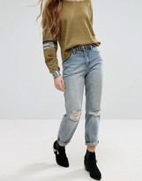 Free People Destiny Syxx Boyfriend Jeans