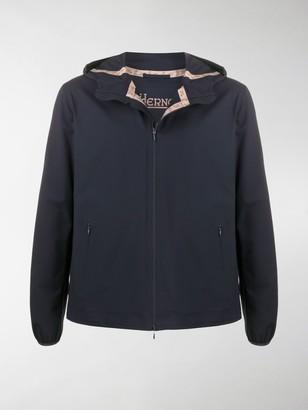Herno Bonded-Seam Hooded Jacket