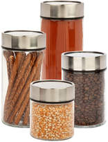 Honey-Can-Do 4Pc Date Dial Jar Set