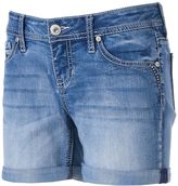 Hydraulic Juniors' Bailey Midi Jean Shorts