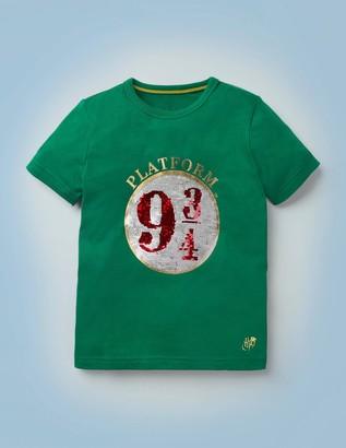 Platform 9 Sequin T-Shirt