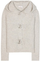 See by Chloe Mohair And Wool-blend Sweater