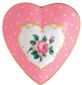 Royal Albert Cheeky Pink Heart Tray