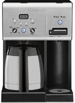 Cuisinart 10-Cup Thermal Coffee Maker with Hot Water System