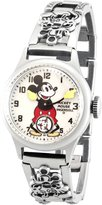 Ingersoll Women's Disney IND25832 Silver Stainless-Steel Automatic Watch with Dial