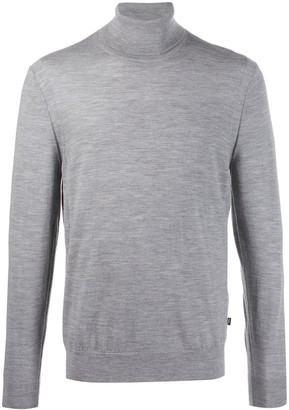 Michael Kors Relaxed-Fit Roll-Neck Jumper