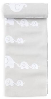 Kissy Kissy Unisex Elephant Print Blanket - Baby