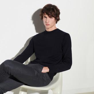 Sandro Fine knit wool sweater