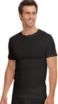 Jockey Men's Big & Tall Classic Crew Tagless T-Shirts 2-Pack with StayNew Technology