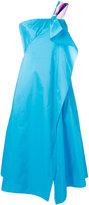 Peter Pilotto flared dress - women - Silk/Polyester - 8